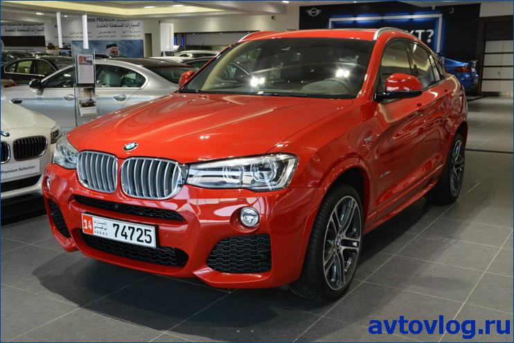 BMW-X4-M-Performance-2