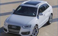 Audi Q3: сильнее, выше, быстрее!