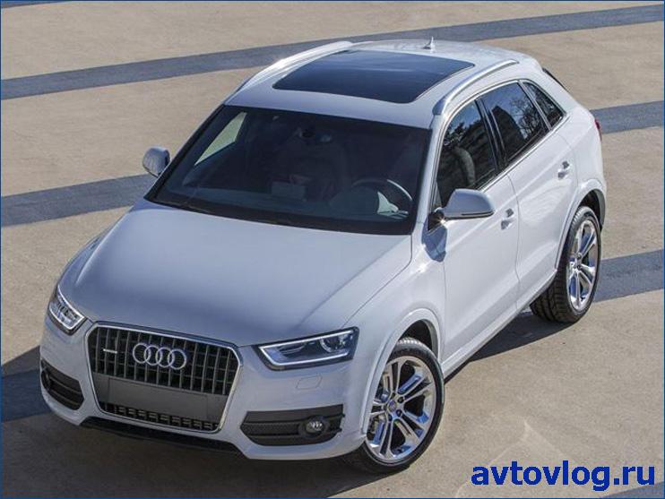 Следующий Audi Q3 будет выпущен в 2018 1