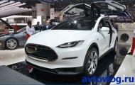 Tesla Model X: новые нюансы
