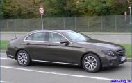 Mercedes-Benz W213: «сбросил маску»