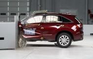 Краш-тест Acura RDX