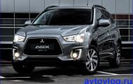 Mitsubishi ASX: ноябрьский дебют