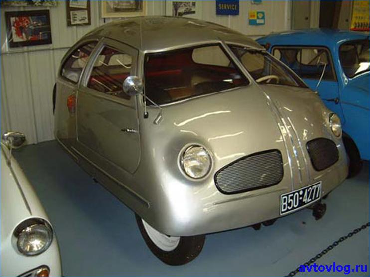 Hoffman Micro Car