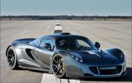 Hennessey Venom GT: от суперкара до электромобиля