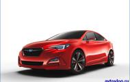 Subaru Impreza: новинка стала седаном
