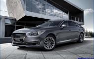 GenesisG90: роскошная новинка от Hyundai
