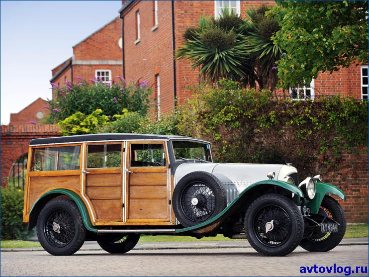 Bentley 3½ Shooting Brake