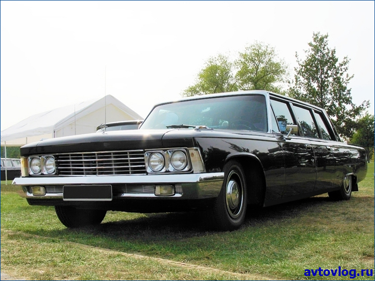 ZIL-114-limo