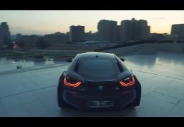 Обзор гибридной BMW I8