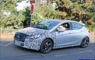 Opel Astra GSI: незначительные отличия