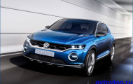Volkswagen T-Cross составит конкуренцию «японцам»