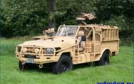 Toyota Land Cruiser: храбрый солдат