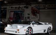 Lamborghini Diablo: истлевшая легенда
