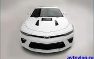Chevrolet Camaro: мощность по-американски