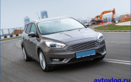 Ford Focus: теперь и внедорожник