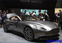 Дежавю от Aston Martin