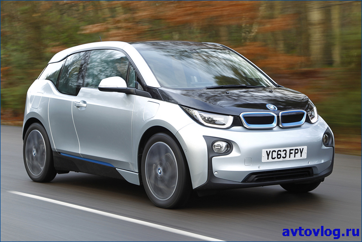 Photographer - Stan Papior BMW i3 Silver