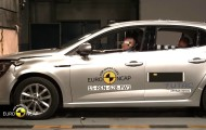 Корпоративный Renault Megane 2015