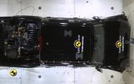 Краш-тест Nissan NP300 Navara