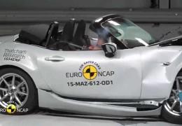 Первый тест Mazda MX-5