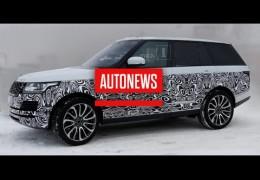 Совершенно новый Range Rover 2017