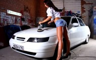 Быстрый урок покраски автомобиля