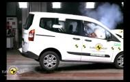 Новая модель Ford Tourneo Couirier