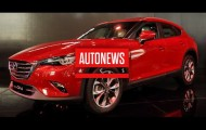 Официальное представление Mazda CX-4
