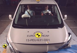 Проверка систем безопасности Peugeot Traveller 2015