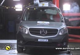 Система безопасноти от Mercedes-Benz Citan