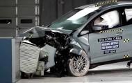 Современный краш-тест Ford C Max Hybrid