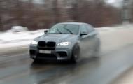Тест-драйв заряженного кроссовера BMW X6M