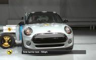 Краш-тест эксклюзивного MINI Cooper 2014
