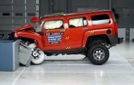 Краш-тест хорошо продуманного Hummer H3