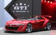 Концептуальная  новинка Volkswagen GTI ROADSTER