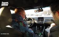 Тест-драйв гибридного Lexus NX 300h