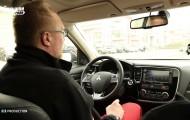 Тест-драйв Mitsubishi Outlander 2015