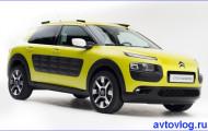 Осторожно!  «Кактусомания» от Citroën