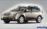 Тайна имени нового кросовера Subaru