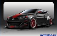 Hyundai Veloster: «горячий» хэтчбек