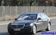 Mercedes-Benz S обновлен