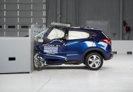 Безопасность пассажиров Honda HR-V