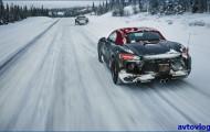 Новые технические подробности от Porsche