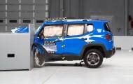 Возможности системы безопасности Jeep Renegade