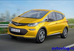 Opel Ampera-e: превзойдет BMW i3