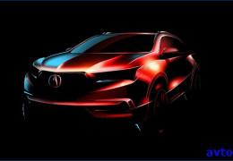 Acura MDX: укомплектована «до зубов»