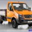 Mercedes Sprinter, весом в 7 тонн, обзаведется внедорожной модификацией