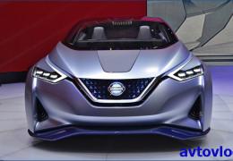 Nissan IDS: «ЗА экологию»