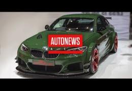 Свежие фотографии BMW M235i